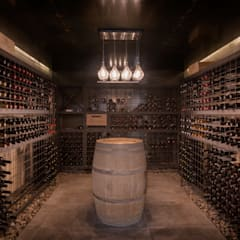 Wine cellar by A4estudio, Modern