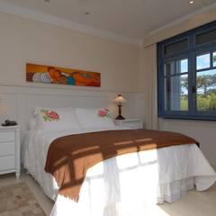 غرفة نوم تنفيذ Finkelstein Arquitetos