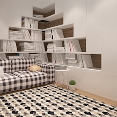 Study/office by FAMM DESIGN