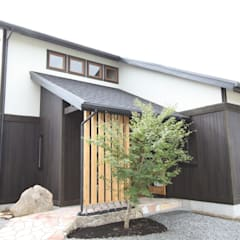 Casas de estilo  por 株式会社アートカフェ