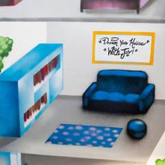 La casa dei miei sogni: Studio in stile  di Alessandro Corina Interior Designer