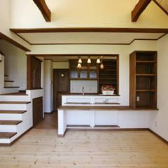 ■ French Country Style・フレンチカントリースタイル: 株式会社アートカフェが手掛けた和室です。