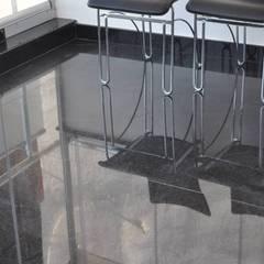 走廊 & 玄關 by Ege Mermer Granit, 現代風