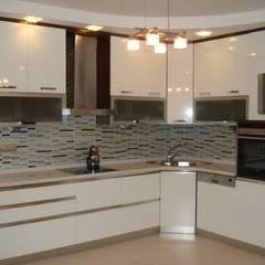 Ege Mermer Granit – Tezgah & Banko: modern tarz Mutfak