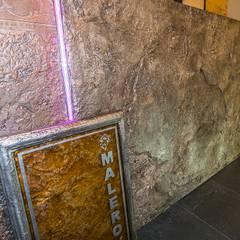 Stylebeton - mineralische Wandgestaltung:  Weinkeller von Malerbetrieb Maleroy
