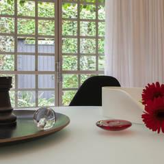 Saleta : Jardins de inverno  por Deborah Basso Arquitetura&Interiores