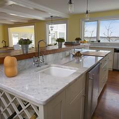 Star Mermer Granit – Mutfak Tezgahı: modern tarz Mutfak