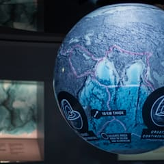Hanging PufferSphere 1200 - Our Dynamic Earth:  Museums by Pufferfish
