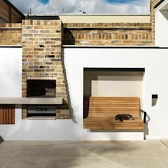 สวน by Simon Gill Architects