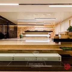 Hôpitaux de style  par Студия дизайна интерьера Руслана и Марии Грин
