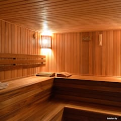 COTTAGE KIEV: Spa in stile  di MG International Srl