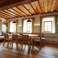 country Dining room by Pühringer GmbH Co KG, Möbellinie