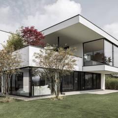 Objekt 254:  Häuser von meier architekten zürich,Modern