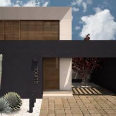 منازل تنفيذ Región 4 Arquitectura