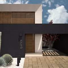 minimalistic Houses by Región 4 Arquitectura