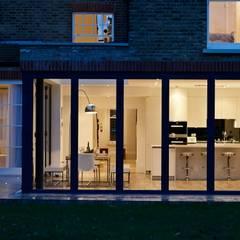 Woodville Gardens Casas modernas de Concept Eight Architects Moderno