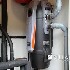 Garajes y galpones de estilo  por VillaBio