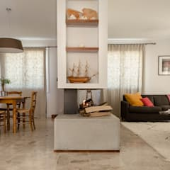 ห้องนั่งเล่น by Bloomint design