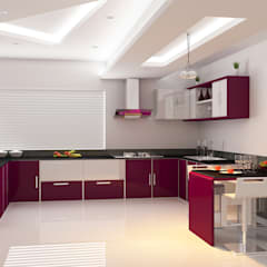 Keuken door Nimble Interiors,