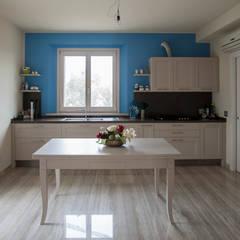 Progetto: Cucina in stile  di Paolo Cavazzoli