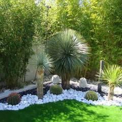 Jardines de estilo  por FERNANDA GASTELUM