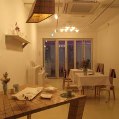 르뮤제: 건후건축디자인의  상업 공간