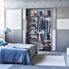 Auf Ihre Wünsche angepasst...:  Schlafzimmer von Elfa Deutschland GmbH