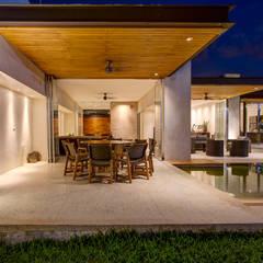 Por ahí...: Terrazas de estilo  por r79