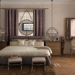 ห้องนอน by Art Style Design