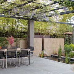 Terrasse :  Terrasse von Ecologic City Garden - Paul Marie Creation