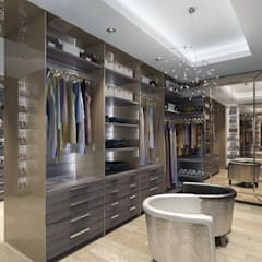 Closets de estilo  por LOFTING