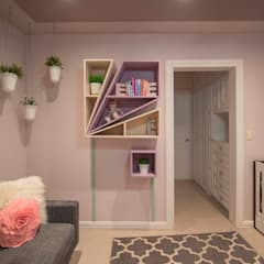 Nursery/kid's room by ESTUDIO TANGUMA, Modern