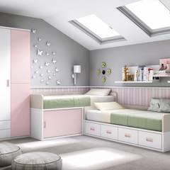 Ambientes: Dormitorios de estilo  de MUEBLES COVES