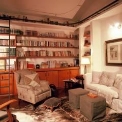 مكتب عمل أو دراسة تنفيذ IDALIA DAUDT Arquitetura e Design de Interiores