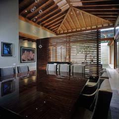 Comedores de estilo  por JR Arquitectos