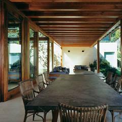 Terraza: Terrazas de estilo  por JR Arquitectos