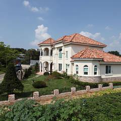 Casa Coreia do Sul: Casas  por CS Coelho da Silva SA