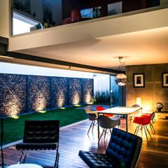 moderne Wohnzimmer von Oscar Hernández - Fotografía de Arquitectura