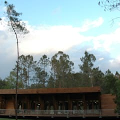 Venue by NORMA | Nova Arquitectura em Madeira (New Architecture in Wood)