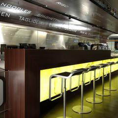 W.O.K.: Gastronomia in stile  di DEVOTO