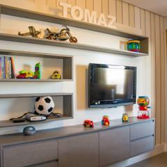 اتاق کودک by Michele Moncks Arquitetura
