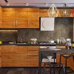 Kitchen by GP-ARCH