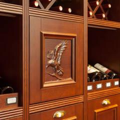 Ruang Penyimpanan Wine oleh ARTteam