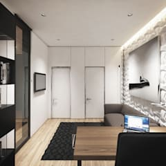 Study/office by Y.F.architects