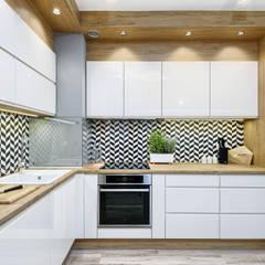 مطبخ تنفيذ Partner Design, إسكندينافي