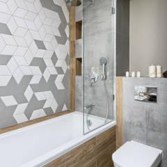 Skandynawska łazienka Pomysły I Inspiracje Homify