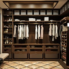 Dressing room by Rash_studio, Eclectic