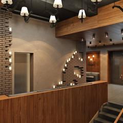 Hôtels originaux par Rash_studio Éclectique