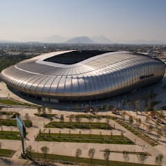 Stadiums by HARARI LANDSCAPE