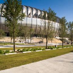 Estadios de estilo  por HARARI LANDSCAPE , Moderno